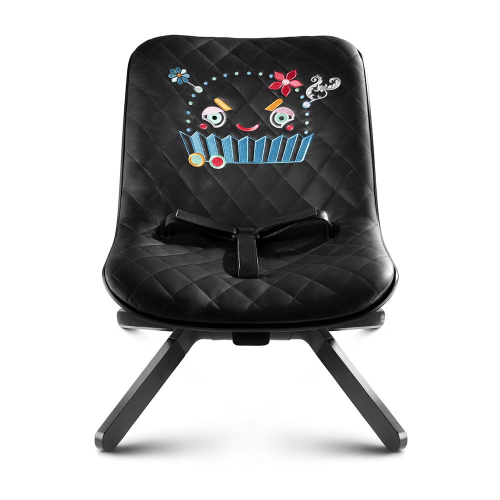 transat b b love space pilot noir cybex pour chambre enfant les enfants du design. Black Bedroom Furniture Sets. Home Design Ideas