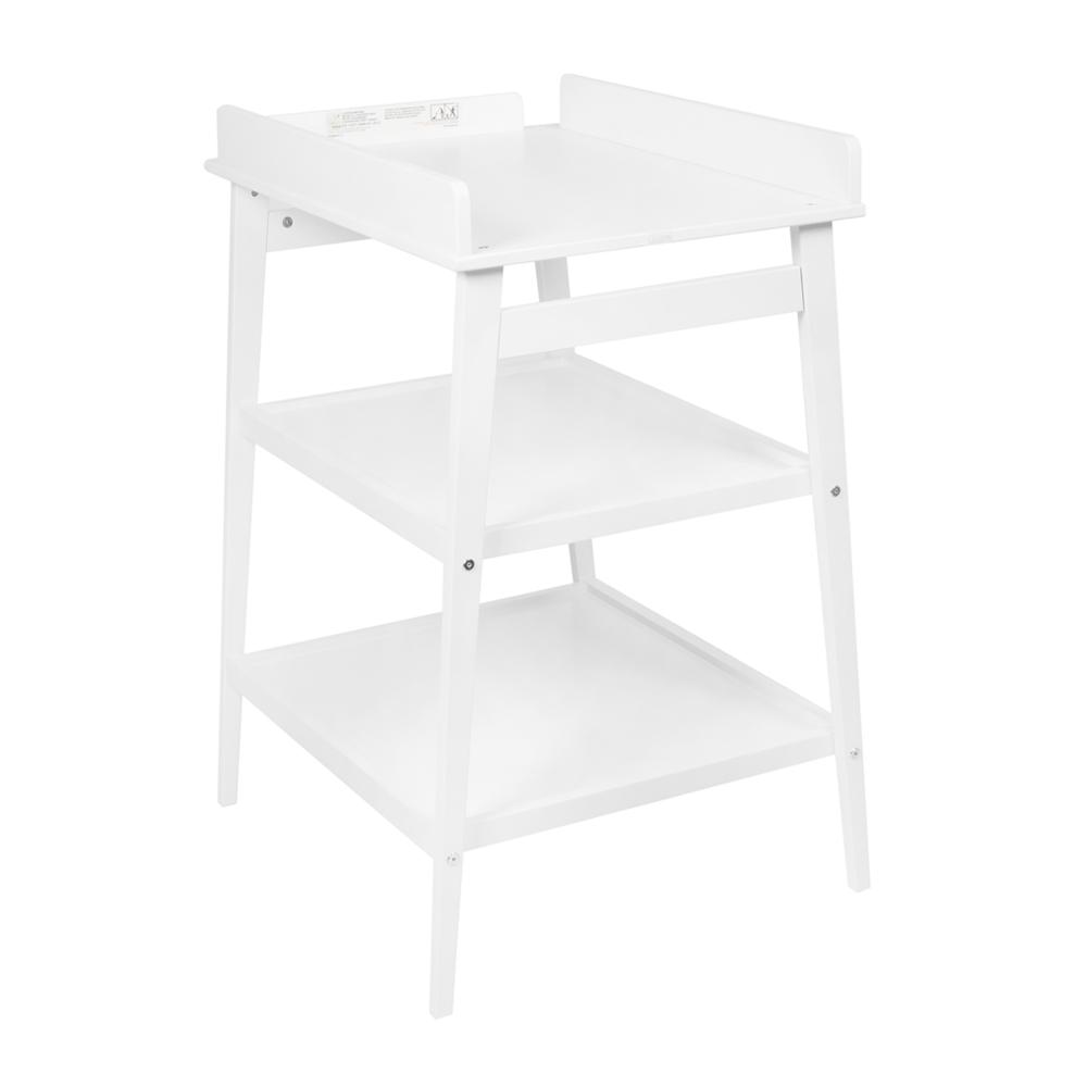 Table langer hip blanc quax pour chambre enfant les - Table a langer design ...