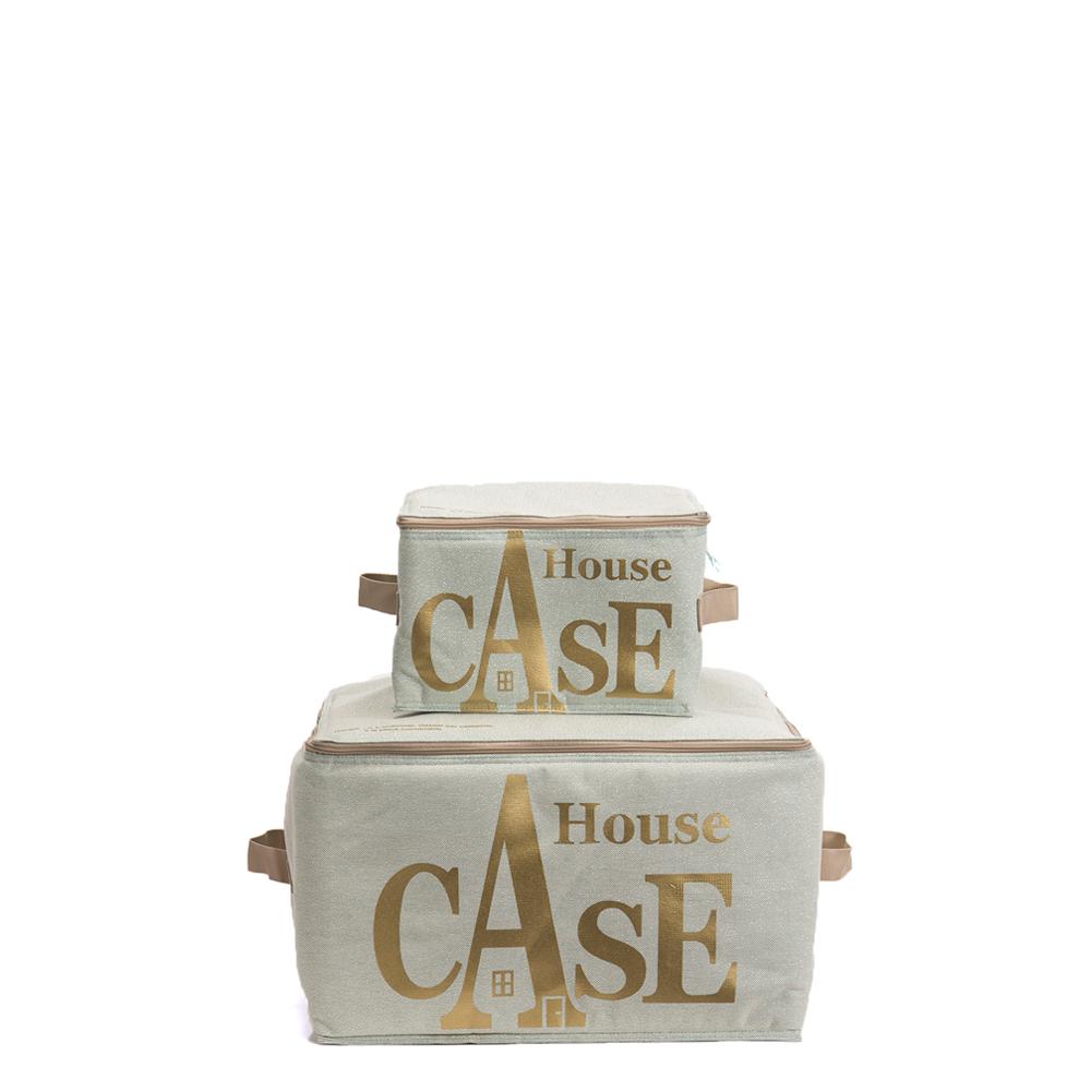 House Case Shiny Canvas - Turquoise Bensimon pour chambre enfant ...