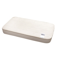 Matelas angles arrondis Mini+ Wood 60x120x12