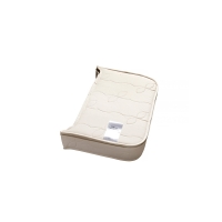 Extension matelas angles arrondis Mini+ Wood 60x40x12