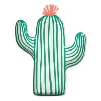 12 assiettes Cactus - Vert