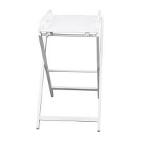 Table à langer pliante Jade - Laqué blanc