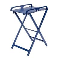 Table à langer pliante Jade - Laqué bleu marine