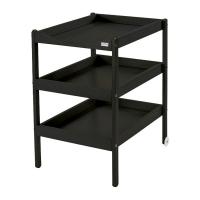 Table à langer Susie - Laqué noir