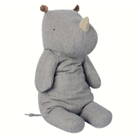 Peluche Rhino Large, Safari Friends
