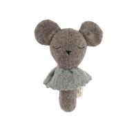 Hochet bébé Ours - Brun