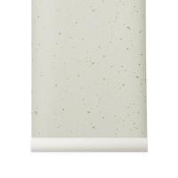 Papier peint Confettis - Blanc