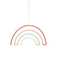 Mobile arc-en-ciel décoratif - Multicolore
