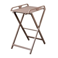 Table à langer pliante Jade - Laqué taupe