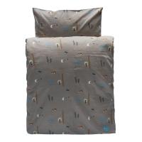 Parure de lit Forrest - Vert de gris