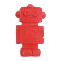 Veilleuse lampe Robot - Rouge