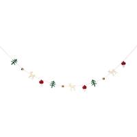 Guirlande de Noël - Multicolore