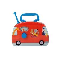 Bus musical Cirque - Les Jouets Métal