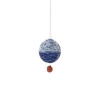 Mobile musical Ball - Bleu indigo