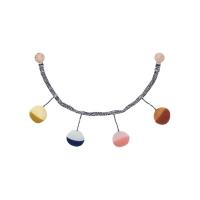 Hochet pour poussette Ball - Multicolore