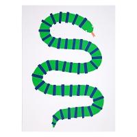 2 Affiches Jungle - Vert