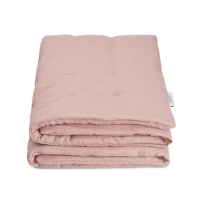 Couverture Aksel - Rose