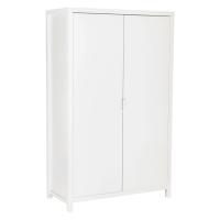 Armoire 2 portes Joy - Blanc