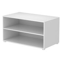 Petite bibliothèque / rangement - Blanc