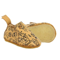 Chaussons Blublu Pirate - Naturel