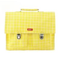 Cartable Kotak Yellow - Jaune fluo