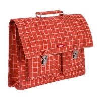 Cartable Kotak Red - Orange