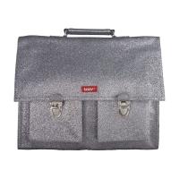 Cartable Glitter Grey - Gris