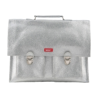 Cartable Glitter Silver - Argent