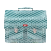 Cartable X - Turquoise