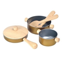 Casseroles et ustensiles de cuisine