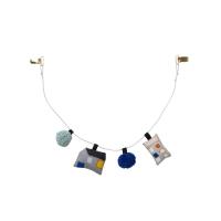 Hochet pour poussette Seaside - Multicolore