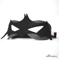 Masque Super Chauve-Souris