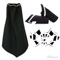 Kit Super Araignée - Noir / Blanc