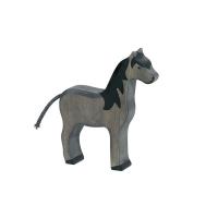 Cheval debout - Ardoise
