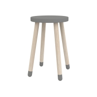 Table d'appoint / chevet - Gris