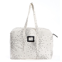 Sac Week-end Mario Stardust - Noir