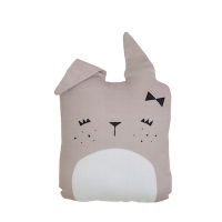 Coussin Cute Bunny - Rose