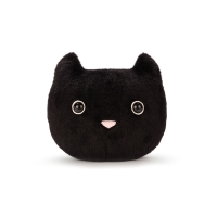 Coussin Chat Kitty Kutie Pops - Noir