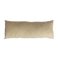 Coussin long bicolore Diabolo - Jaune