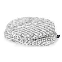 Coussins d'assise Tibu Diamond Black&White - Blanc/Noir