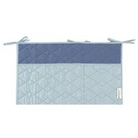 Pochette de rangement Sevilla - Gris bleuté