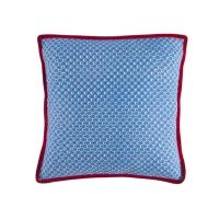 Petit coussin Kaleidoscope - Bleu