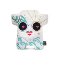Marionnette Monstre Love Guru - Blanc
