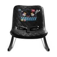 Rocking Chair Space Pilot - Noir