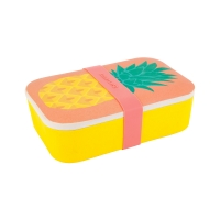 Eco Lunchbox Ananas - Jaune