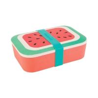Eco Lunchbox Pastèque - Rouge
