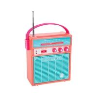 Enceinte portable Retro Sounds - Corail