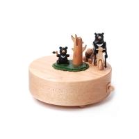 Boîte à musique Formosan Black Bear