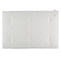Matelas futon Eden bubble Elements - Blanc